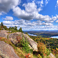 The Tower On Bald Mountain by David Patterson