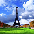 The Tower Paris by David Dehner
