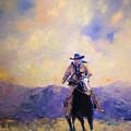 The Tracker by R W Carlson