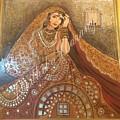 The Traditional Lady by Radhika Narang