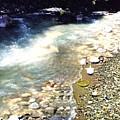 The Treasure Of River Usora  by Miroslav Popovic