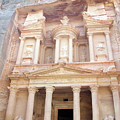The Treasury - Jordan by Munir Alawi