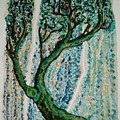 The Tree Energy by Helene  Champaloux-Saraswati