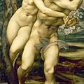 The Tree Of Forgiveness by Sir Edward Burne-Jones