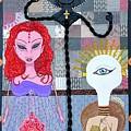 The Trippy Trinity by Chandra Daniels