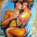 The True Lovers by Ericka Herazo