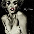The True Marilyn by Dan Menta
