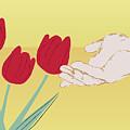 The Tulips by Milena Ilieva