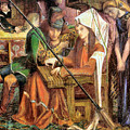 The Tune Of Seven Towers by Dante Gabriel Rossetti