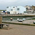 The Turner Contemporary Gallery - Margate Harbour by Steve Swindells