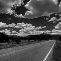 The Turquoise Trail by David Patterson
