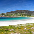 The Turquoise Water Of Dogs Bay Roundstone Ireland by Pierre Leclerc Photography