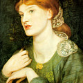 The Twig by Dante Gabriel Rossetti