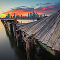 The Twisted Pier by Michael Ver Sprill