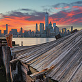 The Twisted Pier Panorama by Michael Ver Sprill