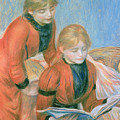 The Two Sisters by Pierre Auguste Renoir