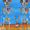The Two Skeletons by Jaz Higgins