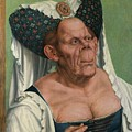 The Ugly Duchess, By Quentin Matsys by Quentin Matsys