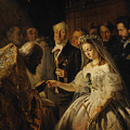The Unequal Marriage by Vasily Vladimirovich Pukirev