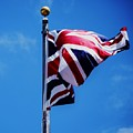 The Flag Of Great Britain by Poet's Eye