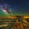 The Universe On A Wing by Ralf Rohner