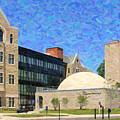 The University Of Toledo by Jack Schultz