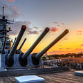 The Uss Missouri's Last Days by Jason Chu