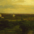 The Valley Of The Olives by George Inness