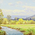 The Valley Stream by William Trost