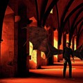 The Vampire Stalks by Raphael Terra