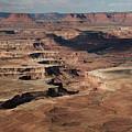 The Vastness Of Canyonlands by Jennifer Ancker