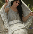 The Veil  by William-Adolphe Bouguereau