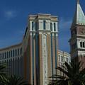 The Venetian, Las Vegas by David Burns