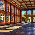 The Venue Old Mill Wedding Venue Reedy River South Caroline Art by Reid Callaway