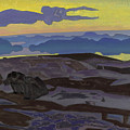 The Verdict by Nikolai Roerich