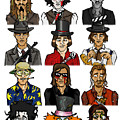 The Versatile Johnny Depp by Sean Williamson