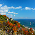 The View - Scarborough Bluffs by Spencer Bush