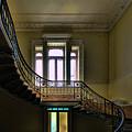 The Villa Of The Great Staircase - La Villa Dello Scalone by Enrico Pelos