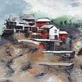The Village by Anil Nene