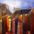 The Village by Donna Blackhall