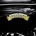 The Vincent Comet by Tim Gainey