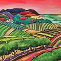 The Vineyard by Patti Schermerhorn