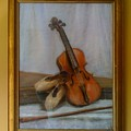 The Violin  by Bella Altman
