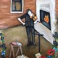 The Violinist by Stephanie Callsen