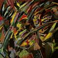 The Violinist by Tadeush Zhakhovskyy