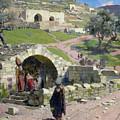 The Virgin Spring In Nazareth by Vasilij Dmitrievich Polenov