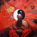The Virtual Nirvana Man Of The Galaxy  by Tusher  Kabir