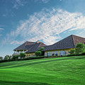 The Virtues Golf Course Clubhouse by Tom Mc Nemar