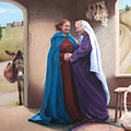 The Visitation by Sister Laura McGowan