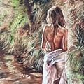 The Wader by Sarah DeYong